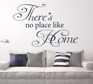 theres-no-place-like-home-wall-sticker-blue